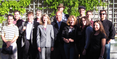 a thumbnail of an image of many of the ACCURATE PIs, students and advisory board